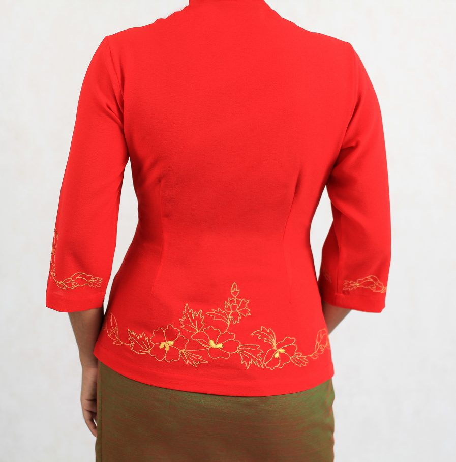 kalika kebaya red chine (1)