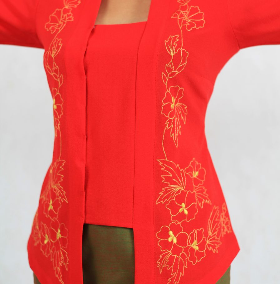 kalika kebaya red chine (5)