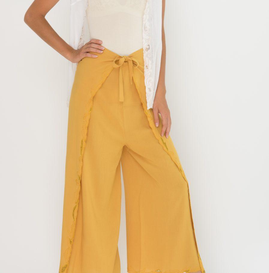 Mirella pants olive (3)