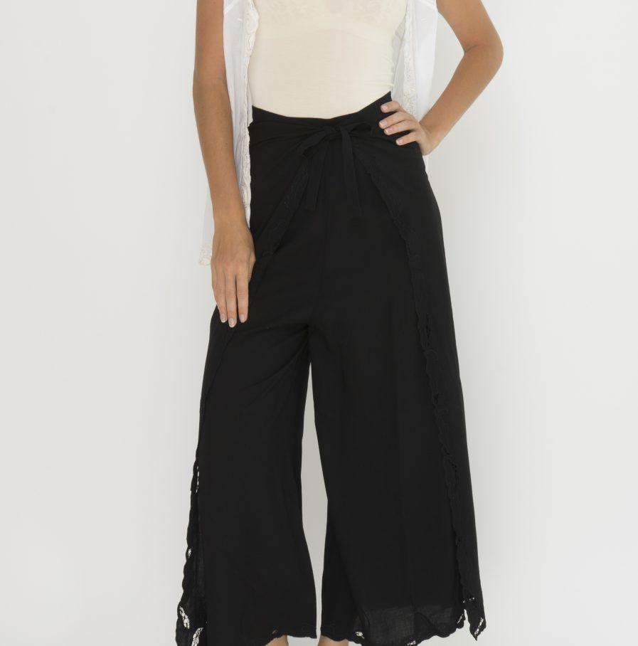marella pants black (2)