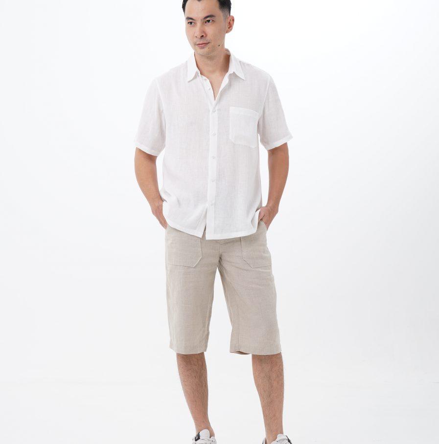 kemeja gema normal fit white (20)