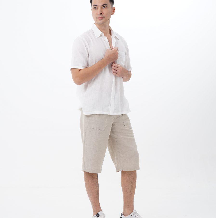 kemeja gema normal fit white (29)