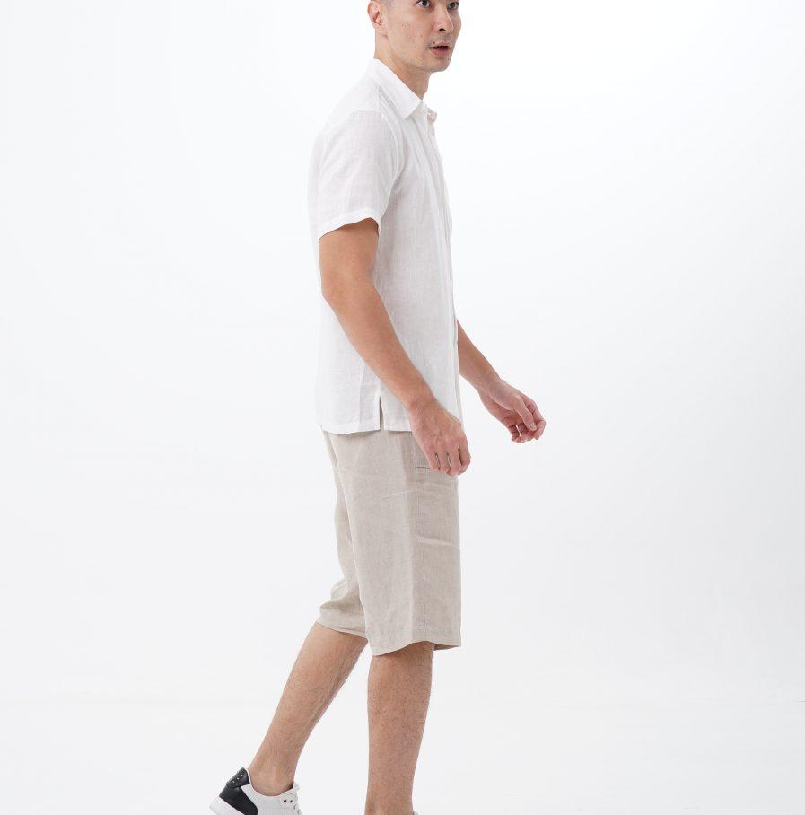 kemeja gema resort fit white (10)